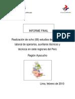 Informe Final Ayacucho