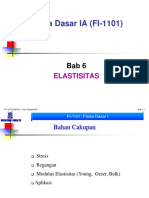 8)Elastisitas