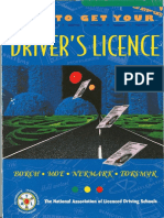 How to Get u r Driving Licence Main Book
