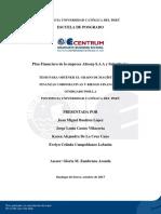 Bautista Castro Plan Alicorp