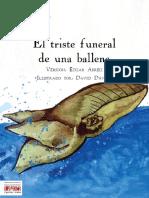 El Triste Funeral de Una Ballena