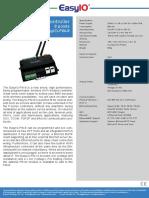 EasyIO Wi-Fi Controller 8 Points Easy IO FW 8.pdf