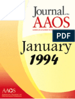 JAAOS - Volume 02 - Issue 01 January 1994