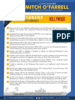 CD13 Year in Review 2017 - Hollywood