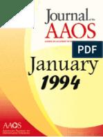 JAAOS - Volume 02 - Issue 01 January 1994