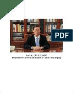 DHC Cui Xiliang - Brosura