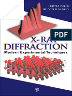 X-Ray Diffraction Modern Experimental Techniques, Seeck, Murphy, 2015.pdf