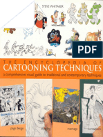 The Encyclopedia of Cartooning Techniques-Sterling Pub. (2002)