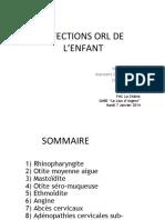 ORL Pediatrie Curs in Franta