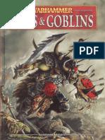 Warhammer FB - Army Book - Warhammer Armies Orcs & Goblins (8E) - 2010