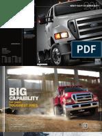 2011 Ford F-650 and F-750 Super Duty Trucks