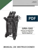 GR8-1202 ES Instruction Manuals