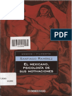 Elmexicanopsicologadesusmotivaciones Santiagoramrez 111113221346 Phpapp02