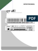 DX8 Manual1