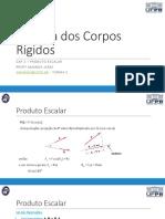 Aula 06 - Produto Escalar.pdf