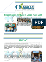 Mltv Program 2018- Esp
