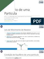 Aula 08 - Equilíbrio de uma partícula.pdf