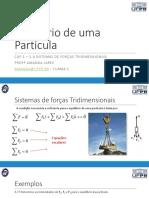 Aula 10 - Equilíbrio de uma partícula - 3D.pdf