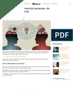 5 Maneiras de Influenciar Pessoas, De Acordo Com a Ciência