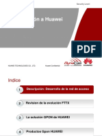Huawei GPON - Parte 1