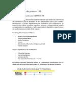 Lista CNE