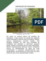 A Água Na Composição de Paisagens (Ok CD)