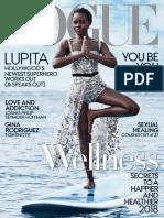 Vogue USA January 2018