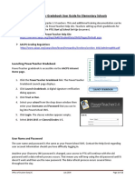 powerteacher gradebook user guide for elementary schools