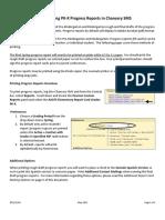 spring printing grade pk-k  report cards