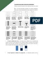 Correcciones ópticas de las proporciones reales a través de la indumentaria