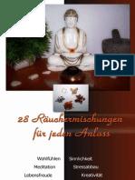 28 Räuchermischungen Für Jeden Anlass (German Edition)_nodrm
