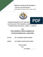 Tesis Doctorado - Flor María Vásquez Vásquez