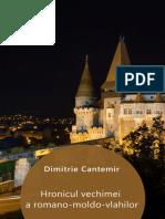 Dimitrie Cantemir - Hronicul Vechimei a Romano-Moldo-Vlahilor.epub