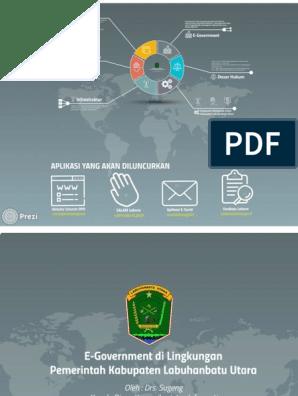 Paparan E Government Kabupaten Labuhanbatu Utara