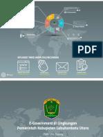 Paparan E-Government Kabupaten Labuhanbatu Utara