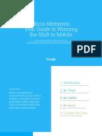 Micromoments Google