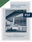 Landlord Tenant Booklet