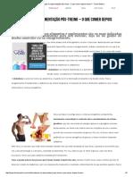 Alimentação e suplementação pós-treino - O que comer depois treinar_ - Treino Mestre.pdf