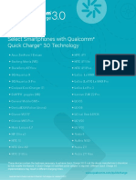Quick Charge Device List qualcomm