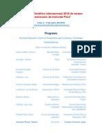 Programa Completo Del Eci 2018 de Verano 10 Aniversario Del Innc3b3vate Perc3ba