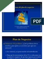 01 Estructura Plan de Negocios