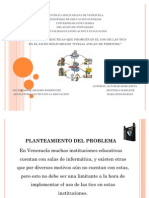 POWER POINT LAS TICS EN LA EDUCACIÓN ESTRATEGIAS DIDÁCTICAS