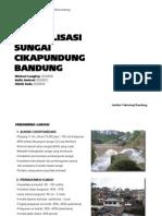 Normalisasi Sungai Cikapundung