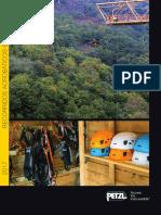 Petzl Catalog Parks 2017 ES