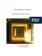 Computer Organization and Assembly Language Lab Manual.docx