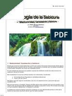 Trilogía de La Sabiduría - Mediumnidad, Canalización y Sabiduría