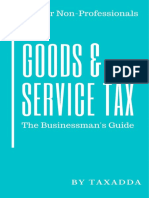 GST the Businessman s Guide