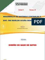 Ayuda 3 - Diseño de Base de Datos
