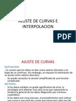 Ajuste Curvas