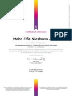 Birmingham-quran Certificate of Achievement 2u2ull6